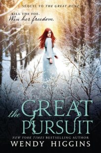 BOOK REVIEW – The Great Pursuit (Eurona Duology #2) by Wendy Higgins