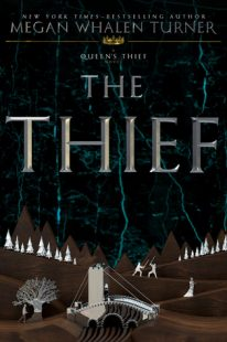 BOOK REVIEW – The Thief (The Queen's Thief #1) by Megan Whalen Turner
