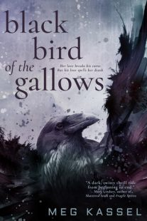 BOOK REVIEW + GIVEAWAY – Black Bird of the Gallows by Meg Kassel
