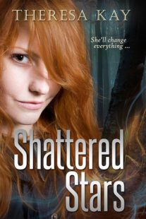 BOOK REVIEW – Shattered Stars (Broken Skies #3) by Theresa Kay