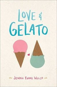 BOOK REVIEW: Love & Gelato by Jenna Evans Welch