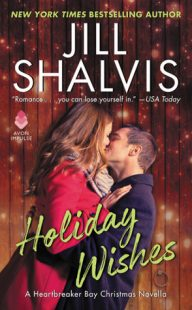 BOOK REVIEW – Holiday Wishes (Heartbreaker Bay #4.5) by Jill Shalvis