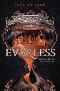 BOOK REVIEW: Everless (Everless #1)  by Sara Holland