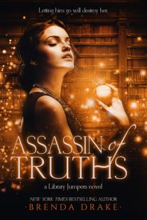BOOK REVIEW – Assassin of Truths (Library Jumpers #3) by Brenda Drake
