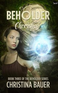 BOOK REVIEW – Cherished (Beholder #3) by Christina Bauer