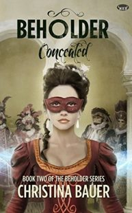 BOOK REVIEW – Concealed (Beholder #2) by Christina Bauer