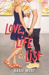 BOOK REVIEW: Love, Life, and the List by Kasie West