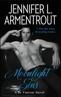 BOOK REVIEW: Moonlight Sins (de Vincent #1) by Jennifer L. Armentrout