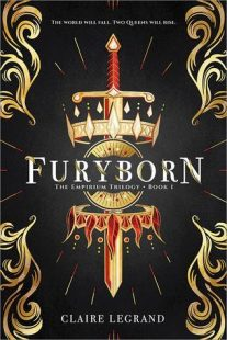 BOOK REVIEW: Furyborn (Empirium #1) by Claire Legrand