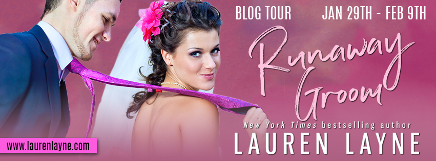 BOOK REVIEW & GIVEAWAY -  Runaway Groom by Lauren Layne