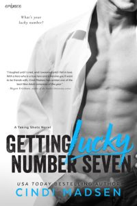 BOOK REVIEW: Getting Lucky Number Seven (Taking Shots #1) by Cindi Madsen