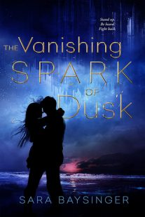 BOOK REVIEW – The Vanishing Spark of Dusk by Sara Baysinger