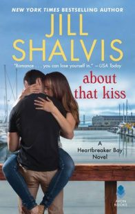 REVIEW – About That Kiss (Heartbreaker Bay #5) by Jill Shalvis