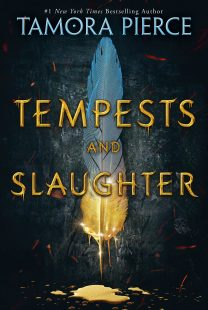 BOOK REVIEW- Tempests and Slaughter (Numair Chronicles #1) by Tamora Pierce