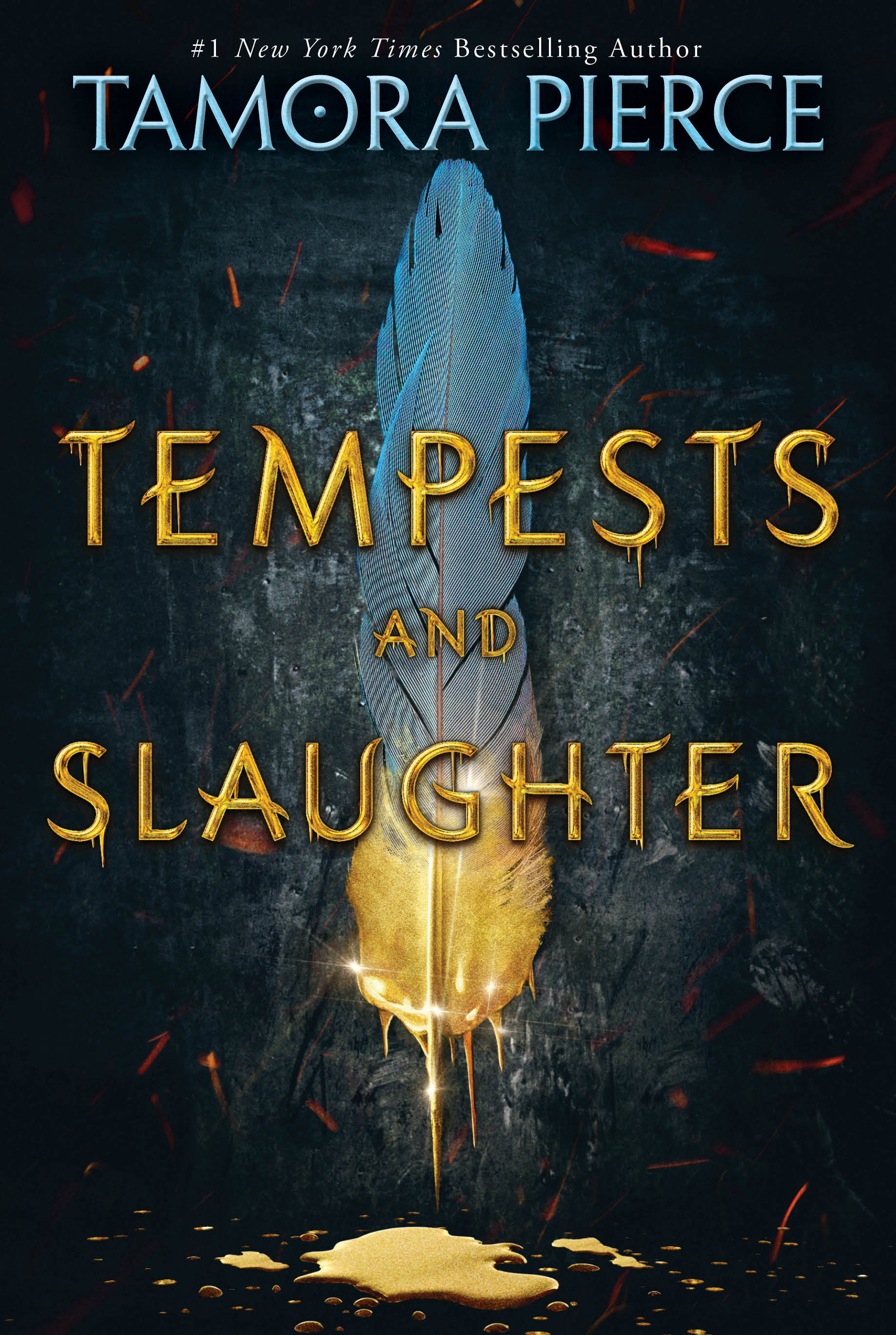 Tempests and Slaughter by Tamora Pierce