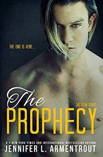BOOK REVIEW – The Prophecy (Titan #4) by Jennifer L. Armentrout