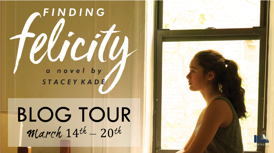 GIVEAWAY - Finding Felicity by Stacey Kade