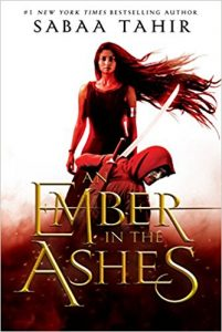 BLOG TOUR+REVIEW: An Ember in the Ashes (An Ember in the Ashes #1) by Sabaa Tahir