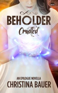 REVIEW + GIVEAWAY – Cradled (Beholder #4.5) by Christina Bauer