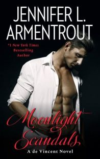 BOOK REVIEW: Moonlight Scandals (de Vincent #3) by Jennifer L. Armentrout