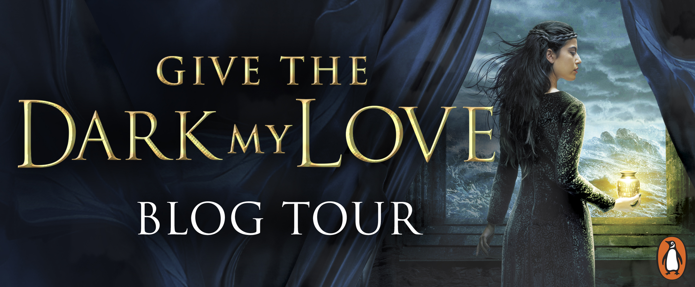 BLOG TOUR: Give the Dark My Love (Give the Dark My Love #1) by Beth Revis