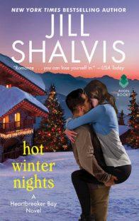 REVIEW & GIVEAWAY: Hot Winter Nights (Heartbreaker Bay #6) by Jill Shalvis