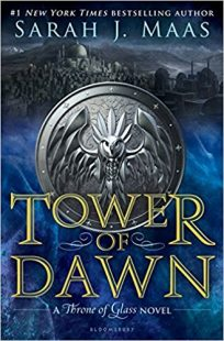 BOOK REVIEW: Tower of Dawn (Throne of Glass #6) by Sarah J Maas