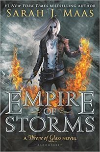 BOOK REVIEW: Empire of Storms (Throne of Glass #5) by Sarah J Maas