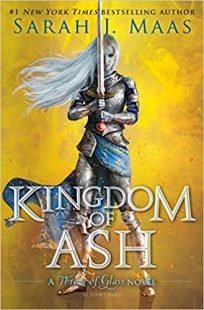 BOOK REVIEW: Kingdom of Ash (Throne of Glass #7) by Sarah J. Maas