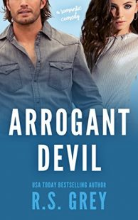 BOOK REVIEW: Arrogant Devil by R. S. Grey
