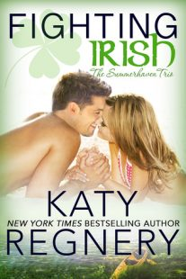 BOOK REVIEW: Fighting Irish (The Summerhaven Trio #1) by Katy Regnery