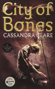 BOOK REVIEW: City of Bones (The Mortal Instruments #1) by Cassandra Clare