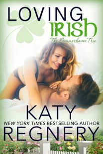 BOOK REVIEW: Loving Irish (The Summerhaven Trio #3) by Katy Regnery