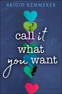 BOOK REVIEW: Call It What You Want by Brigid Kemmerer