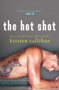 BOOK REVIEW: The Hot Shot (Game On #4) by Kristen Callihan