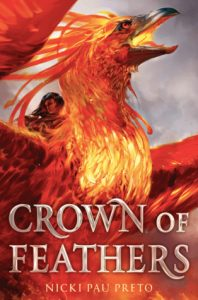 GIVEAWAY: Crown of Feathers (Crown of Feathers #1) by Nicki Pau Preto