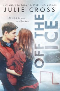 BOOK REVIEW: Off the Ice (Juniper Falls #1) by Julie Cross