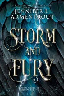 BOOK REVIEW: Storm and Fury (The Harbinger #1) by Jennifer L. Armentrout