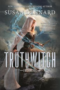 BOOK REVIEW: Truthwitch (The Witchlands #1) by Susan Dennard