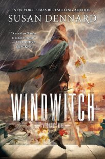 BOOK REVIEW: Windwitch (The Witchlands #2) by Susan Dennard