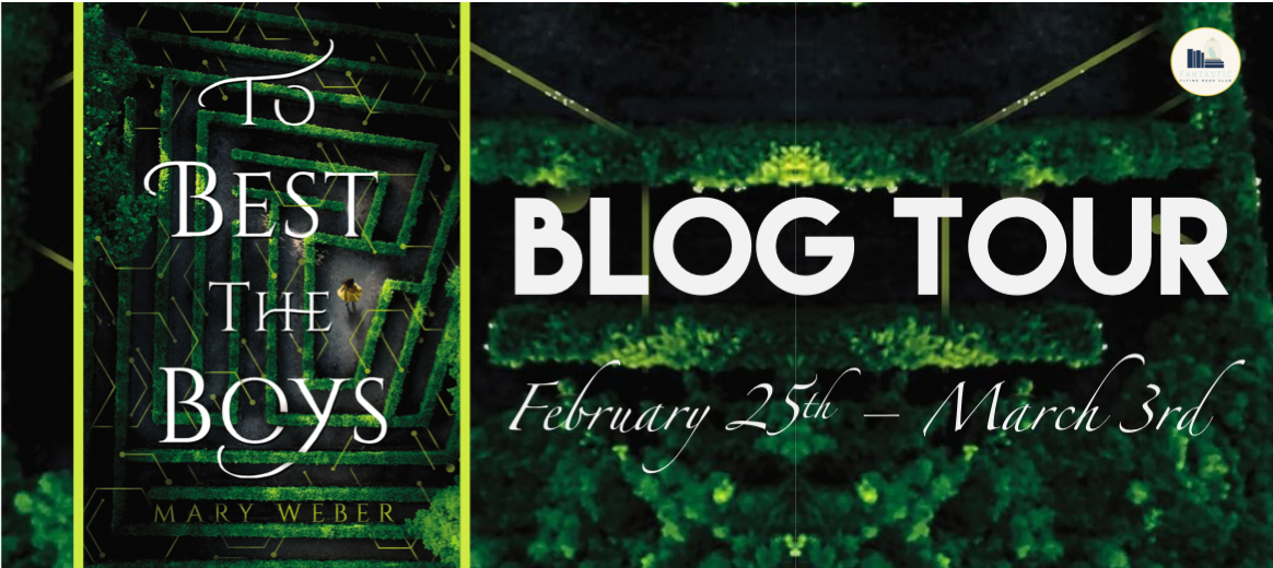 BLOG TOUR + GIVEAWAY + REVIEW: To Best the Boys by Mary Weber