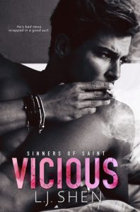 BOOK REVIEW: Vicious (Sinners of Saint #1) by LJ Shen