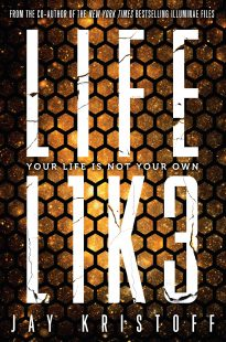 BOOK REVIEW: LIFEL1K3 (Lifelike #1) by Jay Kristoff
