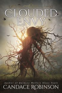 BOOK REVIEW: Clouded by Envy by Candace Robinson