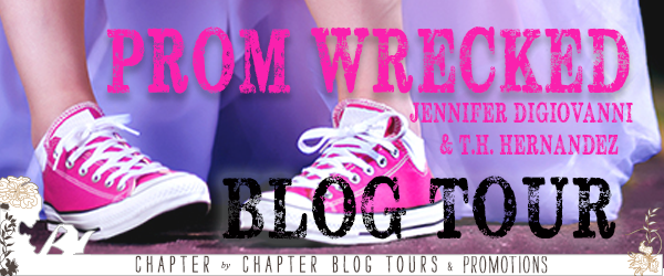REVIEW & GIVEAWAY:  Prom-Wrecked by T.H. Hernandez & Jennifer DiGiovanni