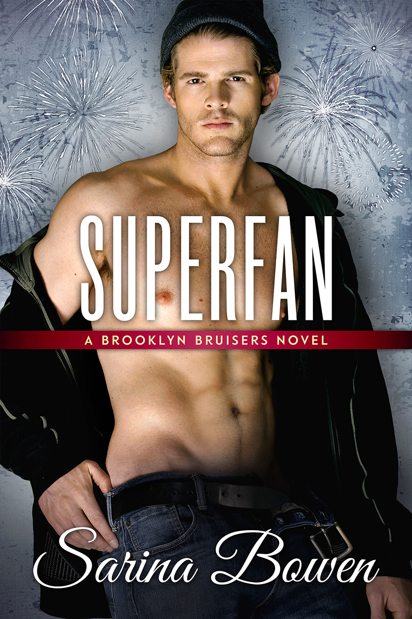 Superfan by Sarina Bowen