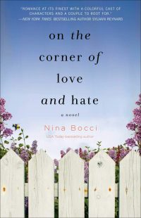 BOOK REVIEW: On the Corner of Love and Hate (Hopeless Romatics #1) by Nina Bocci