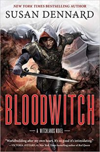 BOOK REVIEW: Bloodwitch (The Witchlands #3) by Susan Dennard