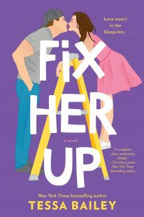 BOOK REVIEW: Fix Her Up (Hot & Hammered #1) by Tessa Bailey