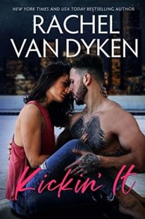 BOOK REVIEW: Kickin' It (Red Card #2) by Rachel Van Dyken